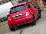 """Fiat 500 SPORT """"35 000km"""" Benzine/NIEUWSTAAT/garantie/euro 6_"""