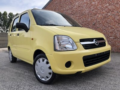 Opel agila 1.3tdci 5 deurs
