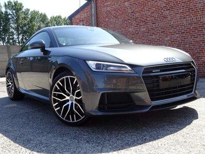 """Audi TT coupé 2.0Tfsi """"AUTOMAAT"""" Quattro/S-line/Euro6/2015!!"""