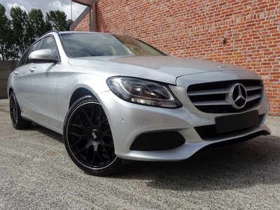 "Mercedes C200 break ""AUTOMAAT"" Navi/cruise/pdc/euro6/2016"