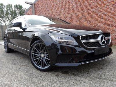 """Mercedes CLS """"65 000km"""" automaat/GARANTIE/euro 6/NIEUWSTAAT"""