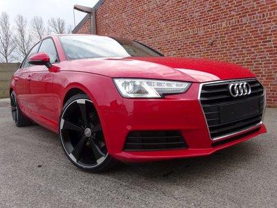 "Audi A4 ""40 000km""Automaat/Navi/cruise/pdc/ohboek/euro6/2017"