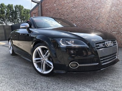 """Audi TTs cabrio """"QUATTRO"""" S-line/full-option/270PK/GARANTIE"""